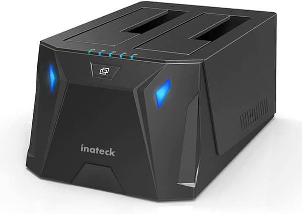 Comprar Inateck FD2005-BK – Base para adaptar Discos Duros SATA de 2.5″ y 3.5″