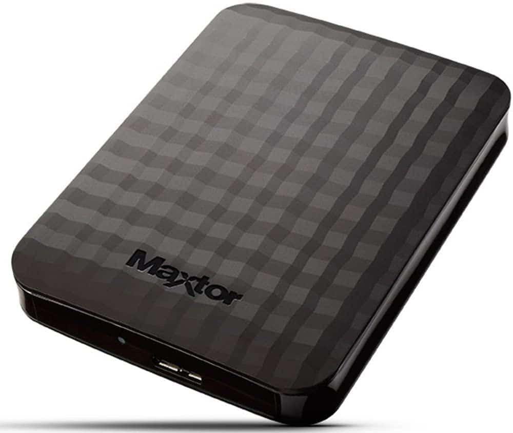 Comprar Maxtor M3 portable 500 gigabytes HDD