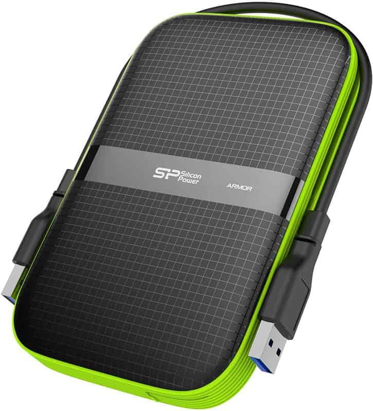 Comprar SP Silicon Power Armor A60-disco duro externo barato antigolpes