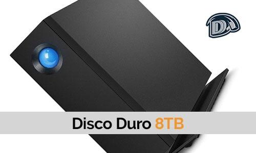 disco duro externo 8tb