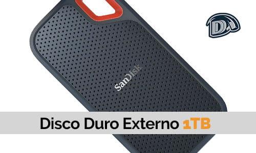 discos duros externos 1tb