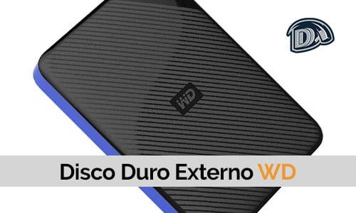 disco duro externo wd