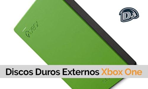 discos duros externos para xbox one