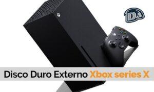 discos duros externos xbox series X y S