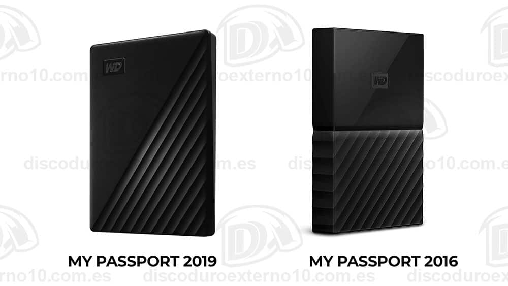Review wd my passport 5tb 2019