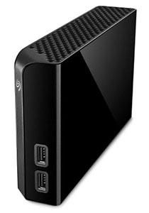 disco duro externo 8tb para PS5-Seagate Backup Plus Hub