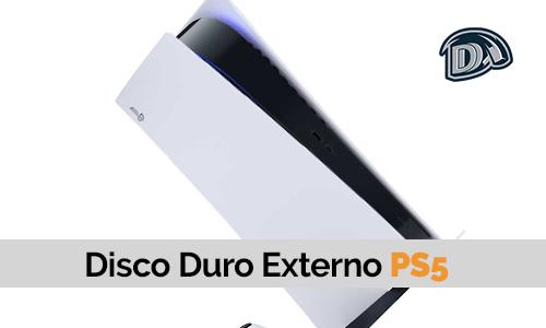 Mejores discos duros externos para Ps5