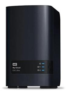 WD My Cloud EX2 Ultra-disco duro con wifi