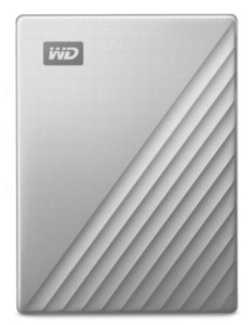 WD My Passport Ultra USB C para Mac
