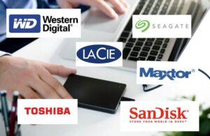 fabricantes de discos duros externos