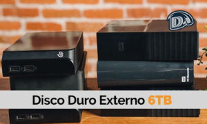 Top 5 mejores discos duros externos 6tb
