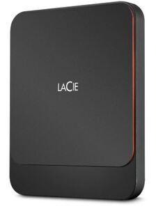 LaCie Portable SSD - disco duro externo para edición de video